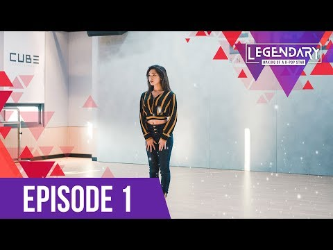 LEGENDARY: Making of a K-Pop Star - Episode 1 | In The Cube (Alex Christine & JRE)