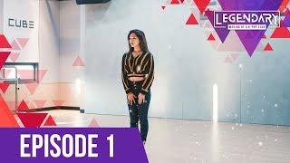 LEGENDARY: Making of a K-Pop Star - EPISODE 1 | Alex Christine ft. JRE