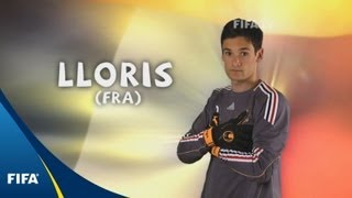 Hugo Lloris - 2010 FIFA World Cup