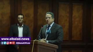 وزير الآثار يفتتح ملتقى الفن القبطي بدقيقة حداد على 'شهداء البطرسية'..صور وفيديو