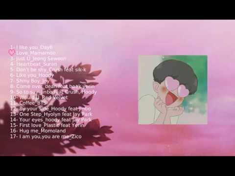 sweet korean songs [in love playlist]🌷