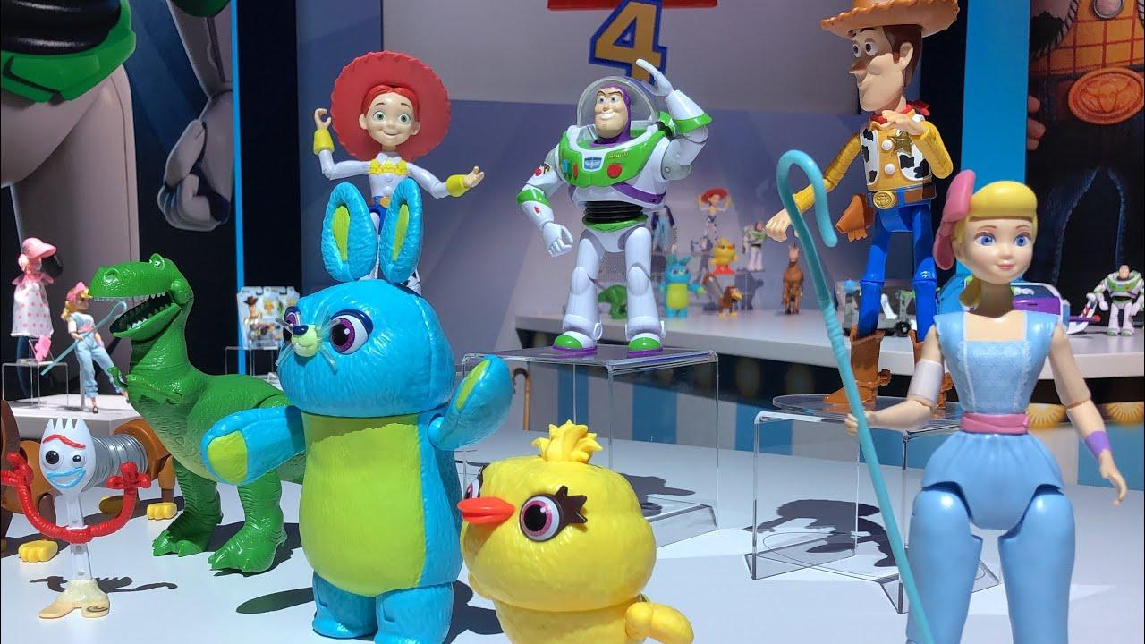 2019jjyc MattelToy toy Story 4JurassicDc MultiverseHotwheels Fair EDI2H9