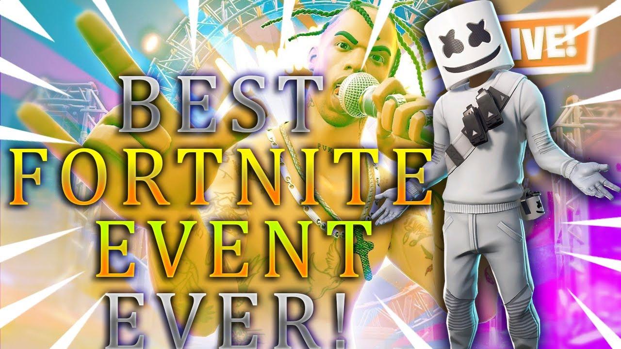 TRAVIS SCOTT Fortnite Event!
