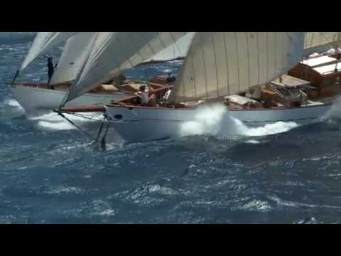 Antigua Classic Yacht Regatta 2014 (Trailer)