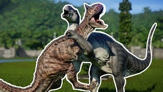 ALL NEW DINOSAURS, KILL ANIMATIONS + SKINS!!! - Jurassic World Evolution | Cretaceous Dinosaur DLC