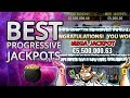 5 Best Progressive Jackpot Slots To Play At Your Casino And Win Big