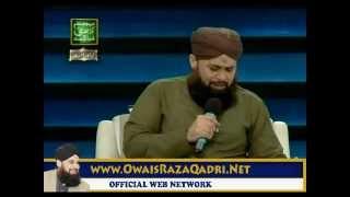 Ae Watan Pak Watan  - Owais Raza Qadri Faizan-e-Ramadan 14-August-2012 - 25th Ramzan