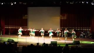 """Русский народный танец """"Калинка"""" Ансамбль им.В.С.Локтева"""