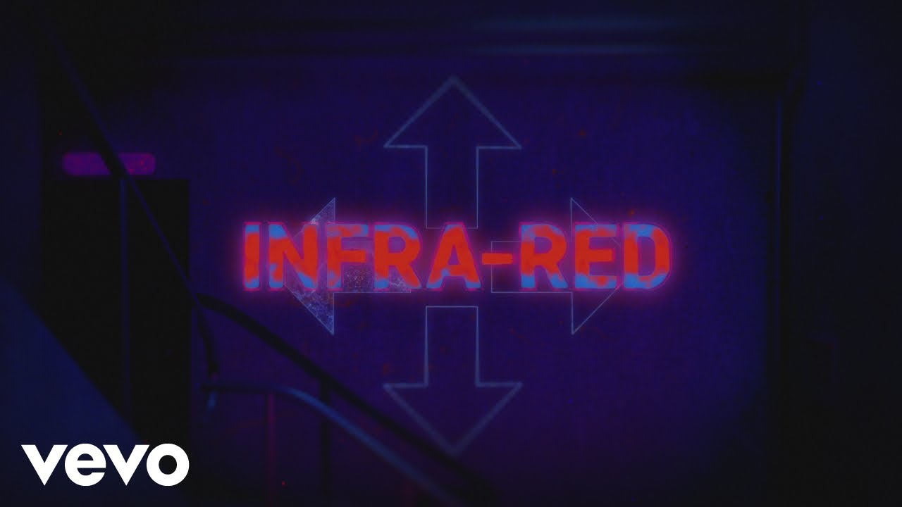 Three Days Grace - Infra-Red (Lyric Video)