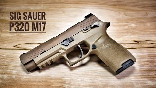 Sig Sauer P320 M17 - Is It Really Worth It?