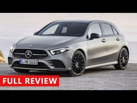 New Mercedes-Benz A-Class (2018) Review - Most Advanced Hatchback ? - Dauer: 10 Minuten