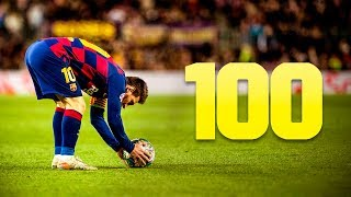 100 Best Free Kicks In Football History