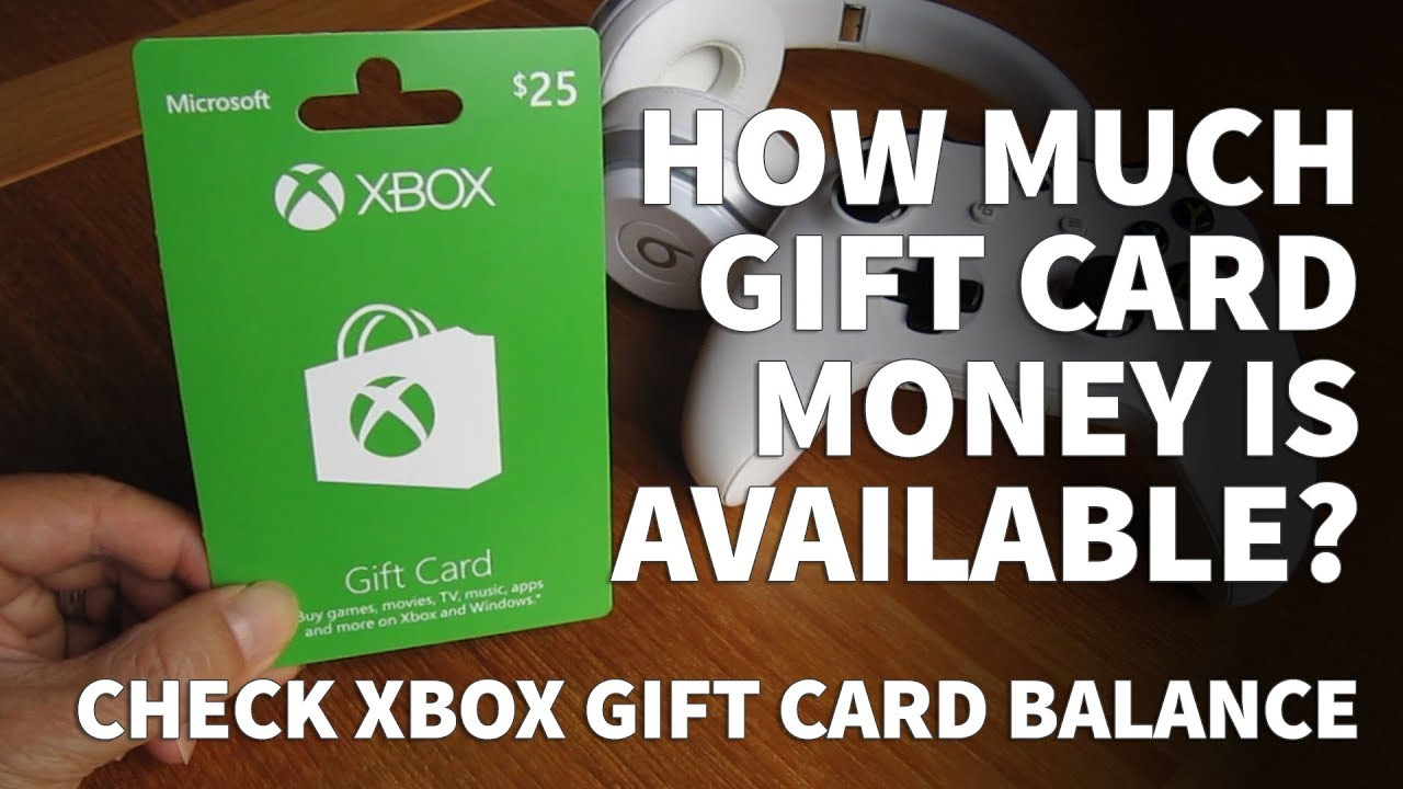 how to make money online without a credit card how to check xbox gift card balance xbox gift card money 3988
