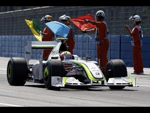 Gp da Europa, Valência 2009 Corrida editada Parte 5 (Rubens Barrichello vence!)