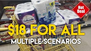 Dollar General couponing with Strangers Vlogmas Day 14
