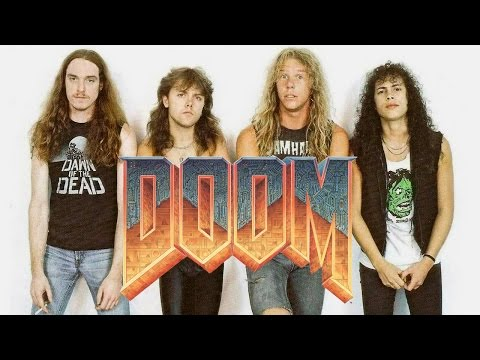 3 Times DOOM Took Inspiration From Metallica