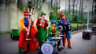 Efteling Muzikanten - Dreadlock Holiday 15-03-2014