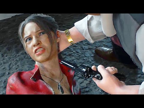 Resident Evil 2 Remake Claire Gameplay Demo (TGS 2018)