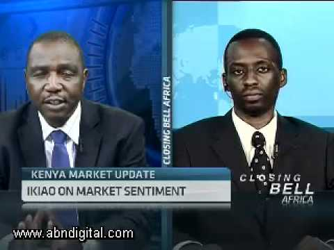 19 March - Kenyan Markets Wrap with Kimathi Ikiao