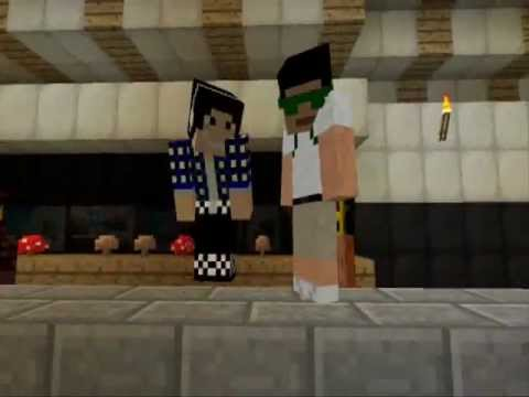 Im sexy and i know it minecraft version