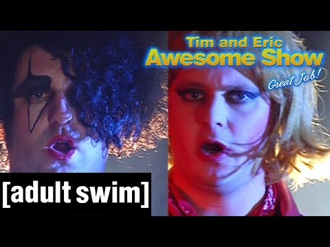 Sports! | Tim and Eric Awesome Show, Great Job!  Adult Swim DE
