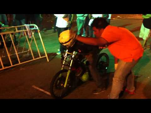 MUSC Drag Race Sg Petani 2011 -  Final King of Drag Bike Open .MOV
