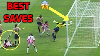 Greatest Saves in Sports History | Most Heroic, Spectacular, Acrobatic & Impossible Goalkeeper S