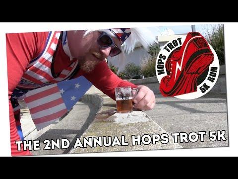 The 2017 Hops Trot 5k: April 1st at AC Beer Fest!