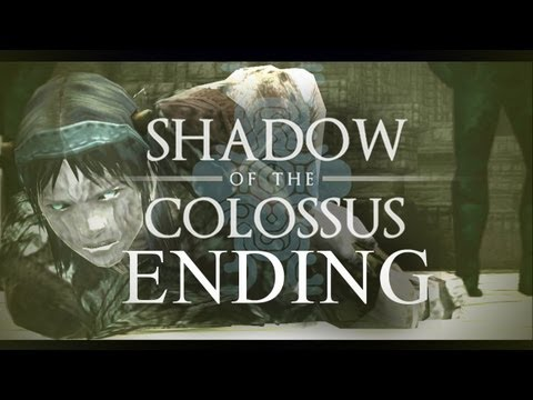 AND SO IT ENDS... - Shadow of the Colossus (14th-16th)