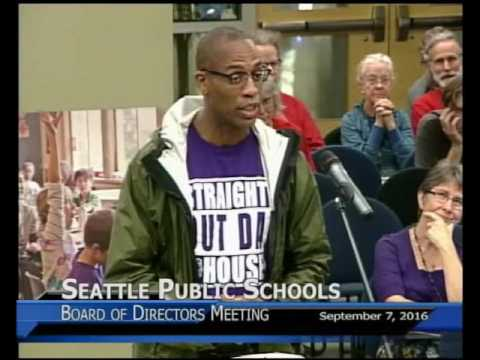 9/7/2016 P2 School Board Meeting