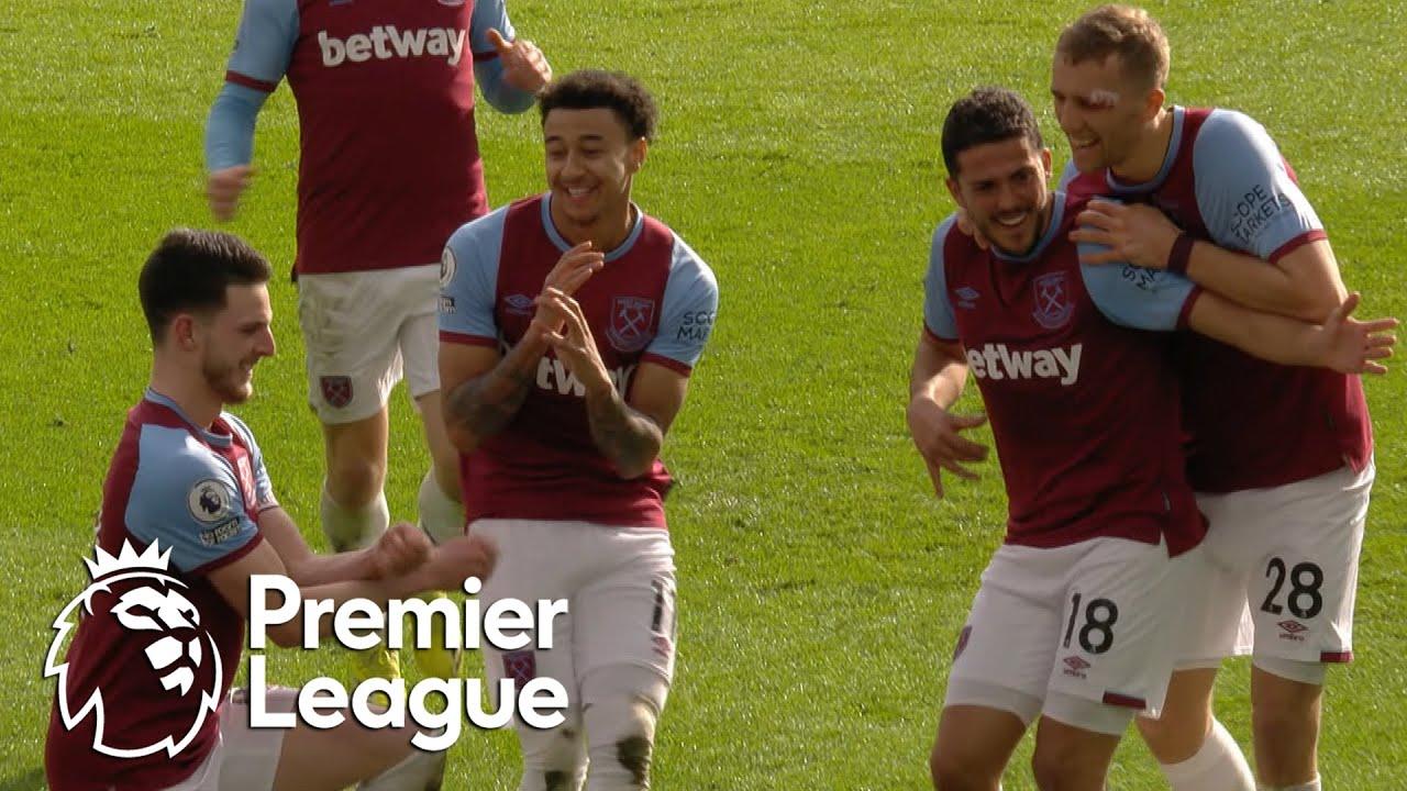 Download Jesse Lingard doubles West Ham lead against Tottenham   Premier League   NBC Sports