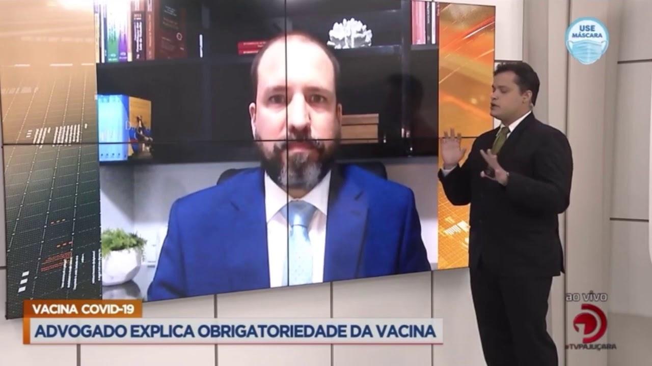 Dr. Juliano Pessoa comenta decisão do STF sobre a obrigatoriedade da vacinação para a COVID-19