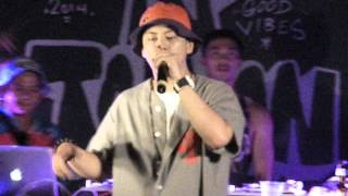 Gordon-Wanna Fly High @ ONLY IN TAINAN-GoodVibes好氣氛派對