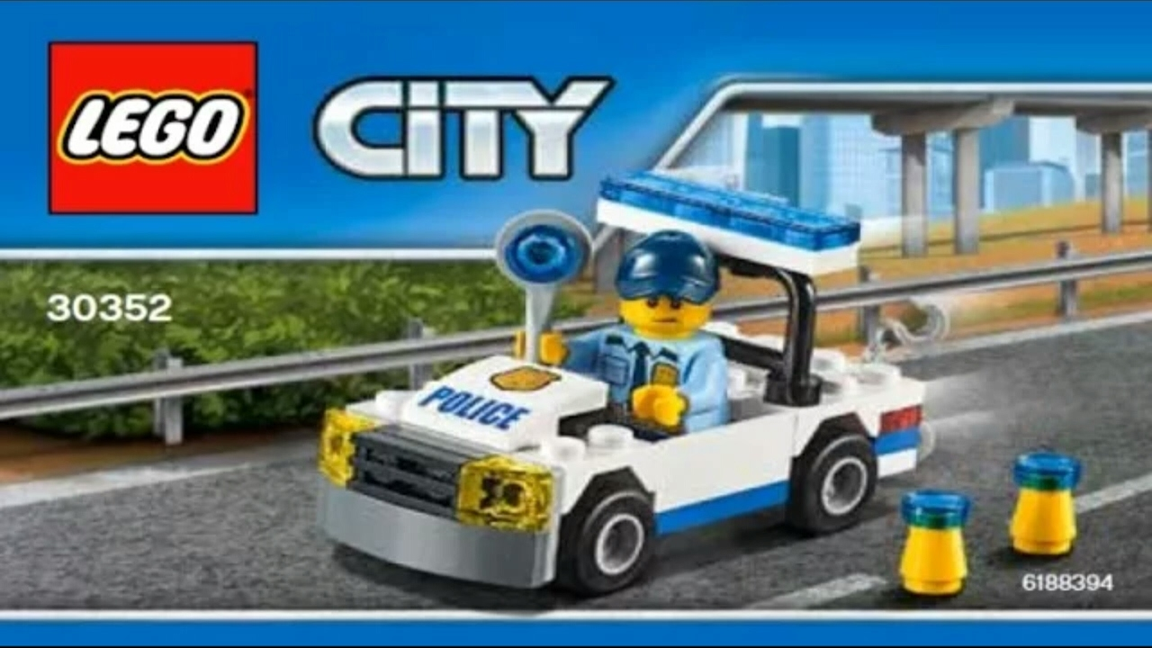 Lego City Police Truck 7743 Instructions 49633 Movieweb