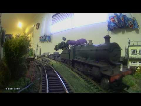 Model Railways 00 Gauge - GWR 3D Printed Wagons