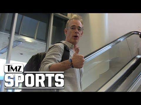 Joe Buck Gives Dodger Fans a Reason to Relax | TMZ Sports