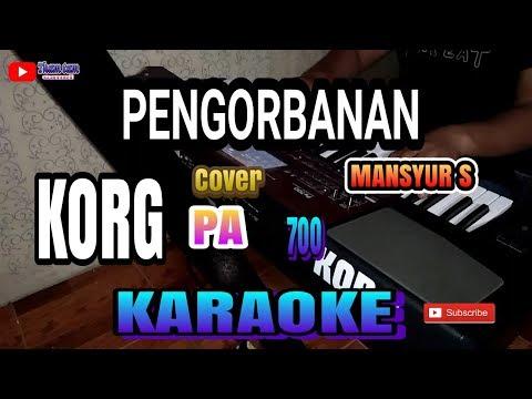 Download Pengorbanan _  Mansyur S KARAOKE Mp4 baru