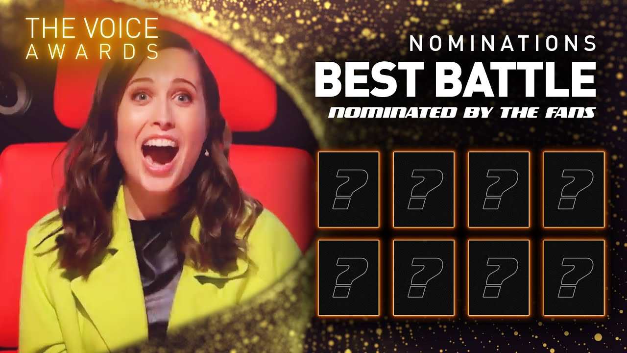 𝗩𝗢𝗧𝗘 𝗡𝗢𝗪   Best Battle nominees   The Voice Awards 🏆