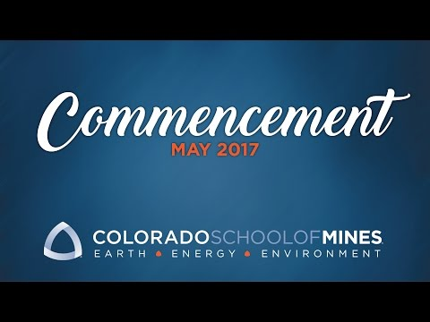 Spring 2017: Graduate Commencement Ceremony