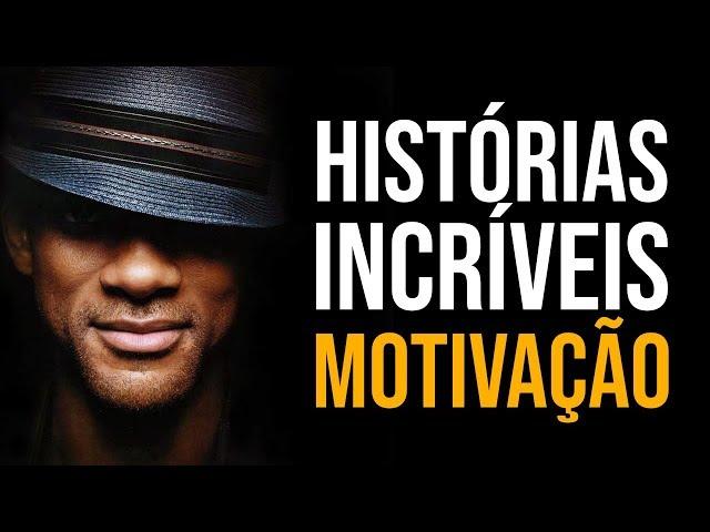 AS GRANDES HISTÓRIAS MOTIVACIONAIS E INSPIRADORAS