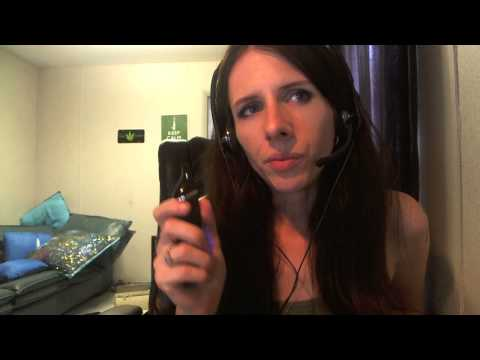 Linda reviews the Atmos Vicod Portable Vaporizer