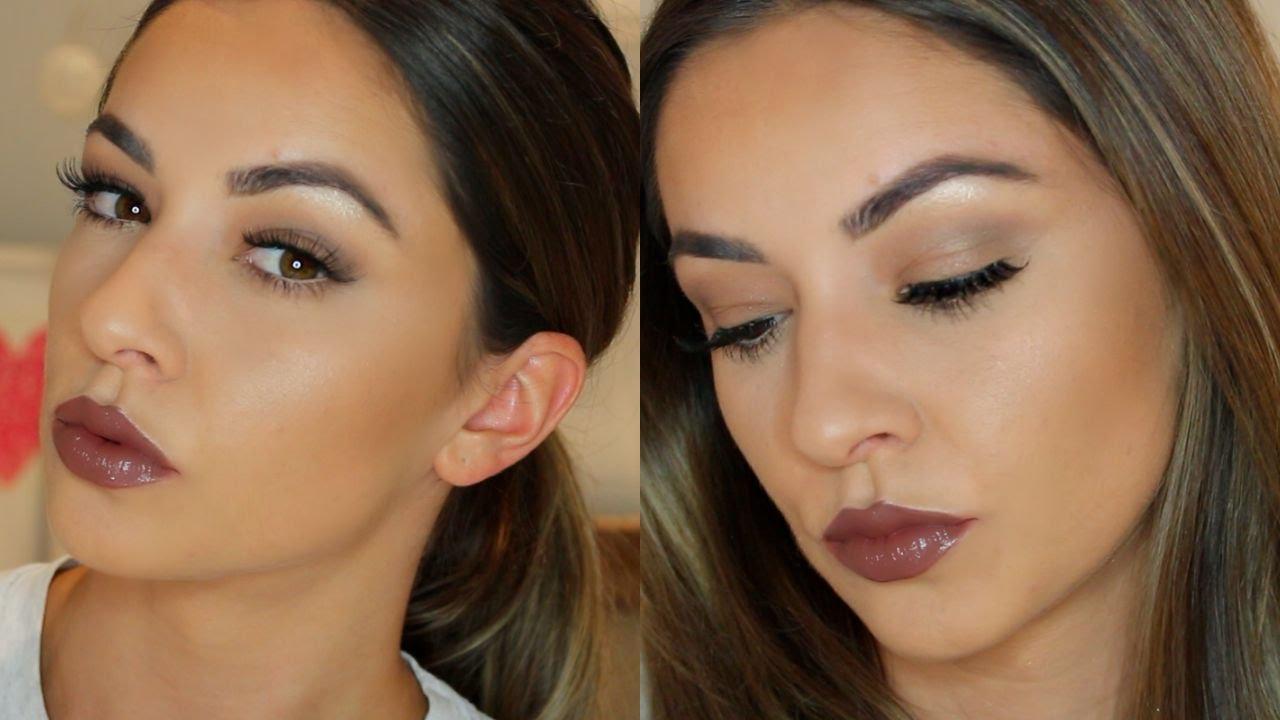 Beginners fall hooded eye makeup tutorial youtube beginners fall hooded eye makeup tutorial baditri Choice Image