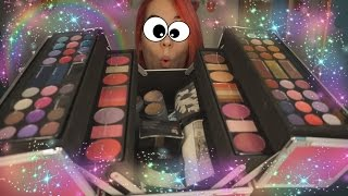 Super pink maletín de maquillaje!!!