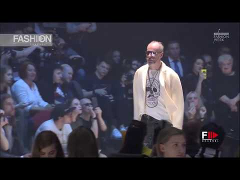 SPACE LOCK Fall 2018 2019 St. Petersburg - Fashion Channel