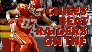 Chiefs vs Raiders Week 14 NFL
