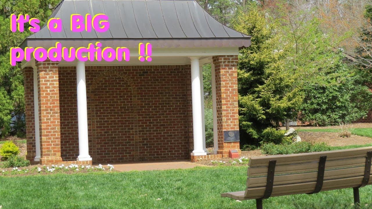 Greensboro, NC, -Bog Garden & Bicentennial Garden - YouTube
