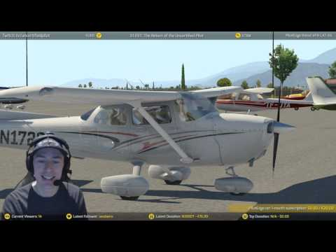 ✈ S1.E57: The Return of the Uncertified Pilot | PilotEdge | X-Plane 11