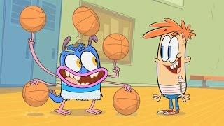BUNSEN IS A BEAST Nickelodeon Comic Con First Look | Butch Hartman
