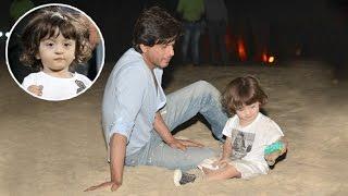 Shahrukh Khan & His Son Abram