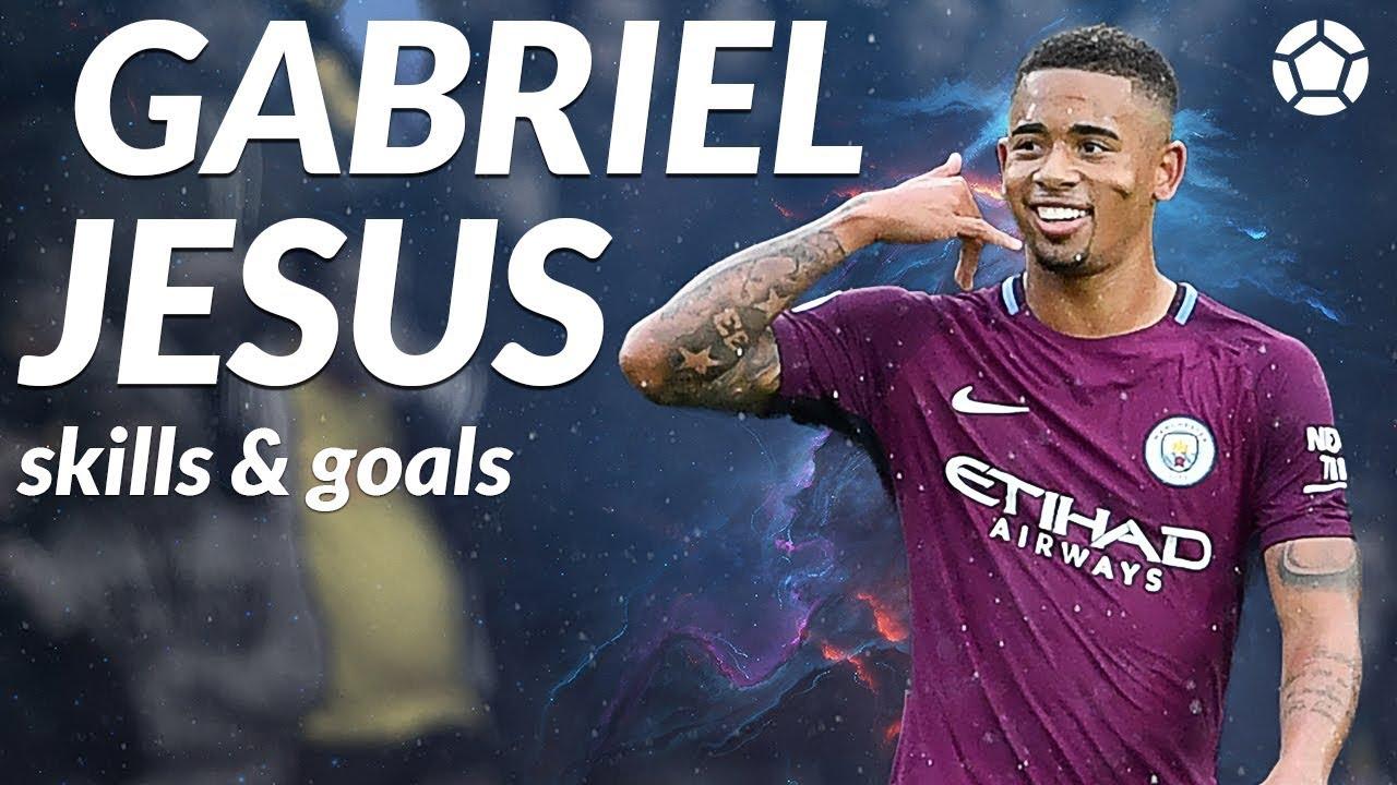 Gabriel jesus crazy goals skills 2017 4k youtube for Gabriel jesus squadre attuali